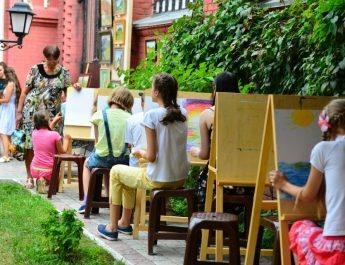«Астраханское лето» вновь пройдет в музейном дворике