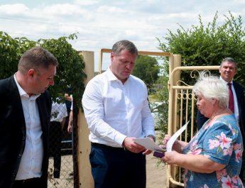 Игорь Бабушкин посетил Ахтубинск