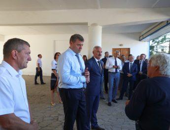 Врио губернатора Игорь Бабушкин: Первое, что мы будем реформировать, — медицина