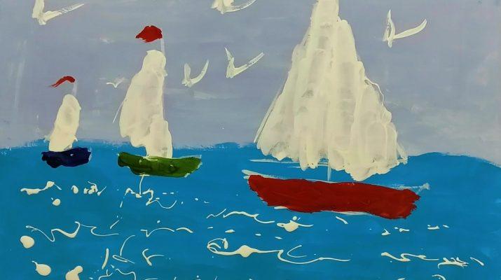 Астраханская картинная галерея покажет работы детей-инвалидов