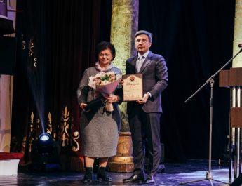В Астрахани торжественно завершили Год театра