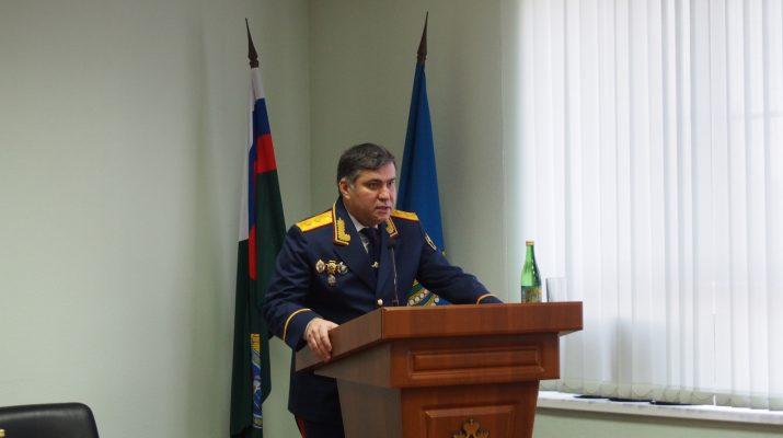 Руководитель следственного комитета примет граждан