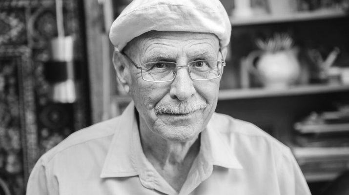 Ушёл из жизни астраханский художник Игорь Овчинников