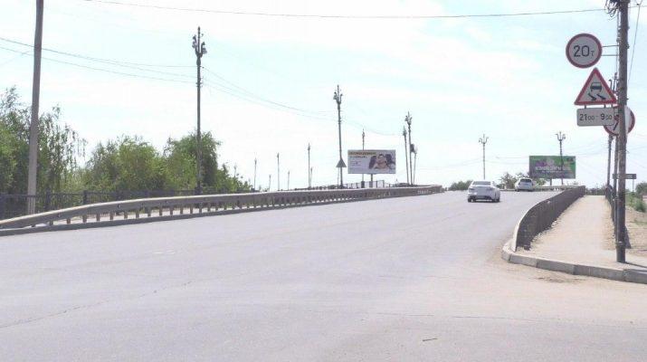 Объехать мост через Царев можно. Но пока долго и очень осторожно