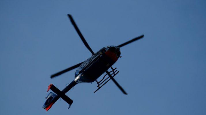 В крушении вертолета под Астраханью погиб человек