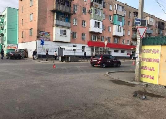 """В Астрахани 9-летний мальчик пострадал под колесами """"Лады"""""""