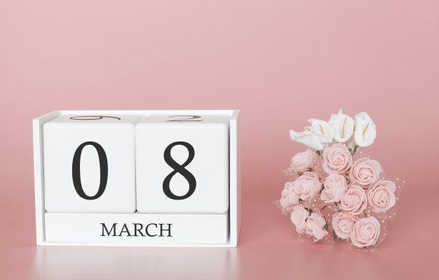 Как будем отдыхать на 8 марта