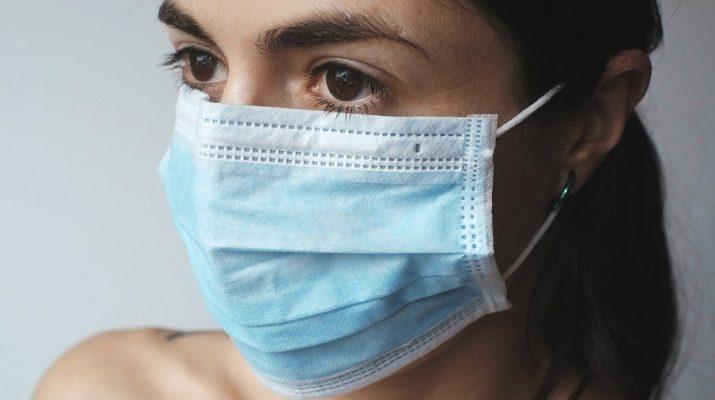 маски в аптеках