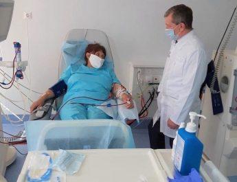 Федор Орлов проверил работу Кировской больницы