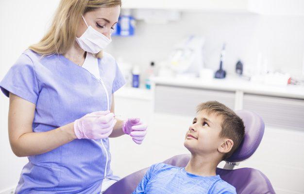 В Астрахани открыли допотделение детской стоматологии