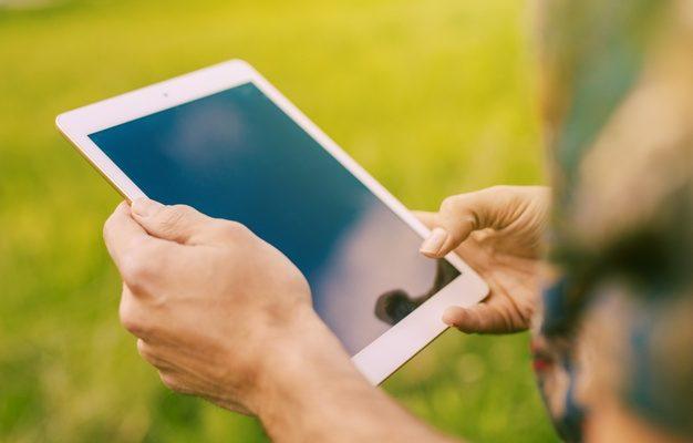 Астраханец присвоил чужой планшет себе
