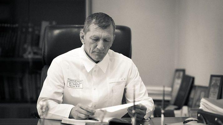 Федор Орлов покидает пост министра здравоохранения