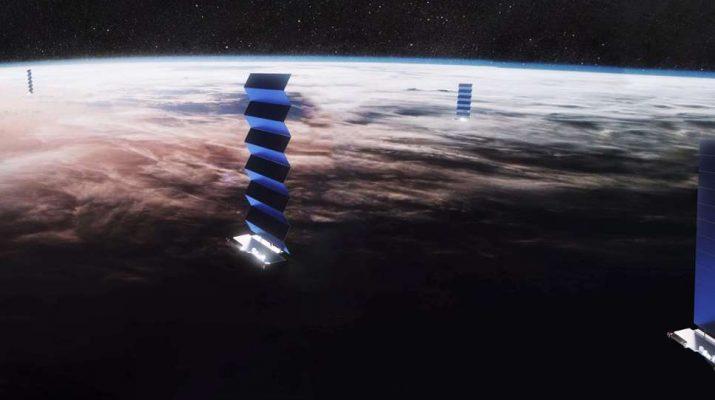 Спутник Илона Маска