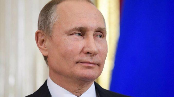 Владимир Путин готовит новое обращение