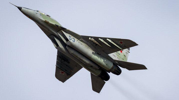 В День Победы над Астраханью пройдет авиапарад
