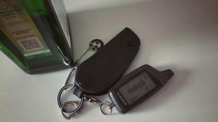 ключи и алкоголь