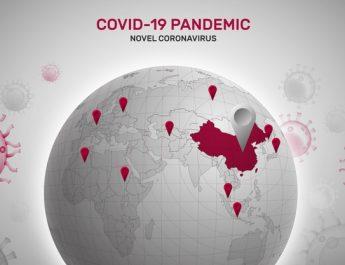 Россия заняла 5 место по количеству больных коронавирусом