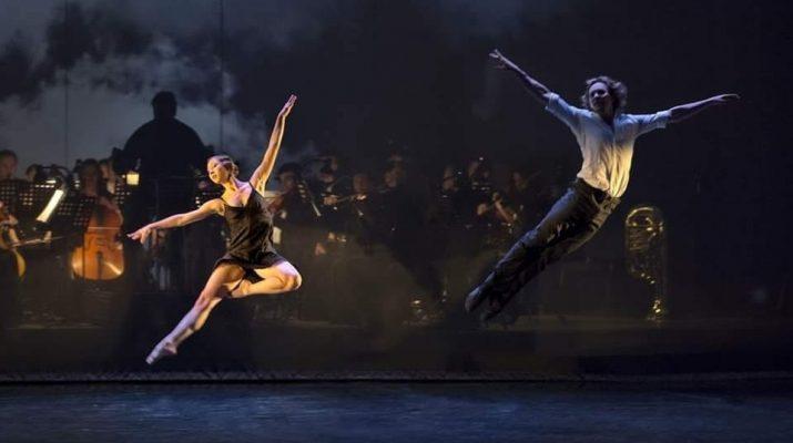 """Астраханский театр оперы и балета приглашает зрителей на """"Вальс белых орхидей"""""""