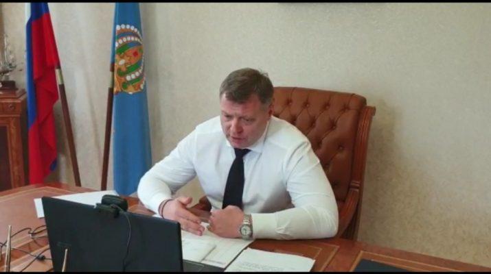 Первый этап карантина ухудшил ситуацию в Астрахани