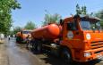 Астраханские коммунальные службы объяснили причину потопа на улицах города