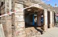 В Астрахани сносят старые аварийные здания