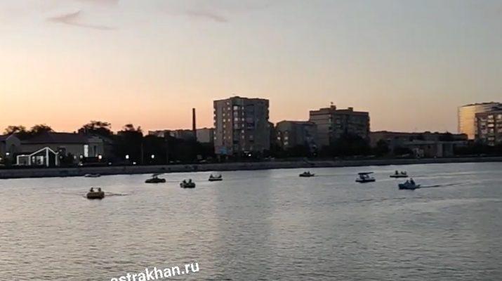 Набережная Приволжского Затона