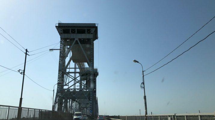 5 июня разведут Старый мост