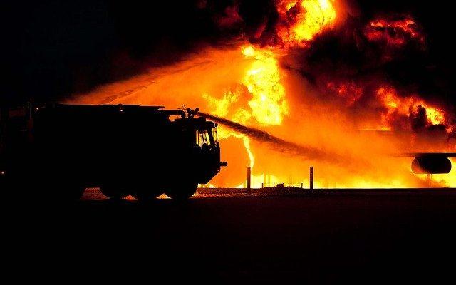пожары в Ахтубинске