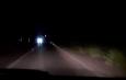 В переулке Туркменского до сих пор нет фонарей