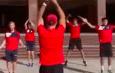 Астраханцы занимаются спортом на открытом воздухе