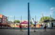 В «Лейке» состоялся турнир по пляжному волейболу «РЕАЛ 2020»
