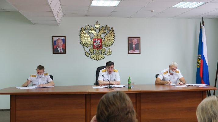 В 2020 году в Астраханской области вырос уровень преступности