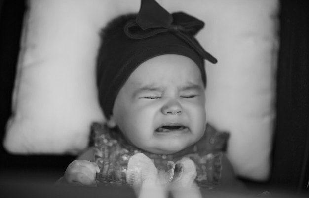 Астраханку истязающую свою 4-месячную дочь лишат родительских прав