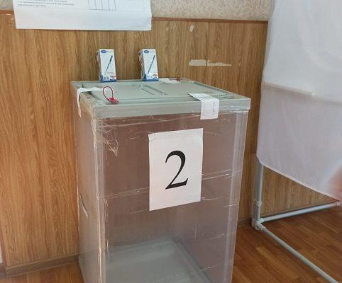 Статистика посещения голосования по поправкам в Конституцию РФ в Астрахани