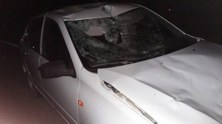 В Астраханской области пешехода сбили насмерть