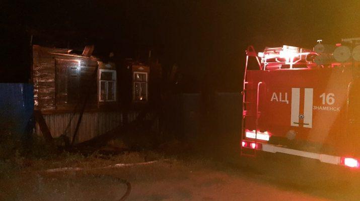 В Астраханской области потушили 21 пожар