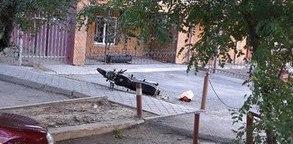 В Астрахани мотоциклист сбил пятилетнего ребёнка