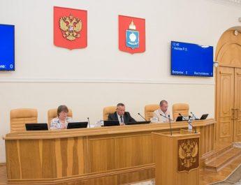 Депутаты Областной Думы поддержали методику Губернатора для расчета доплат за классное руководство