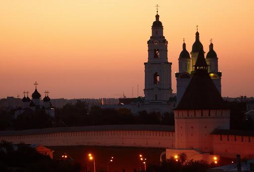 путешествия в Астрахань
