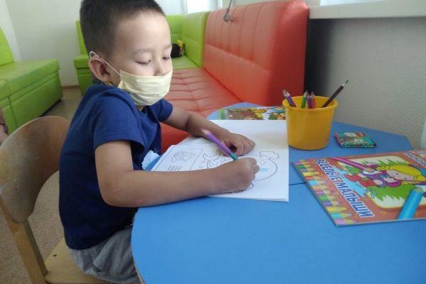 госпитализация в детскую больницу