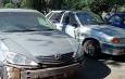 брошенные машины