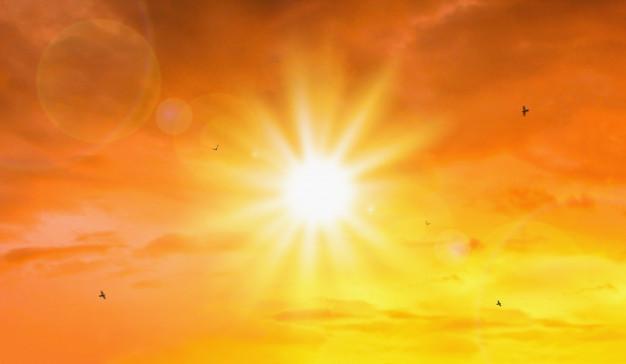 Выходные в Астрахани пройдут под палящим солнцем