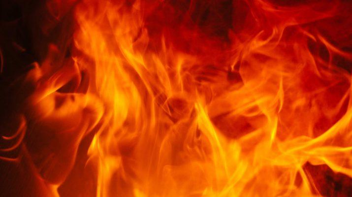 пожар гибель