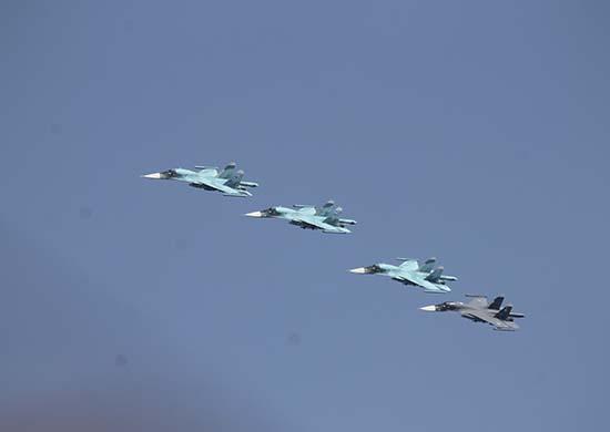 На полигоне в Астраханской области проведут учения с военной авиацией