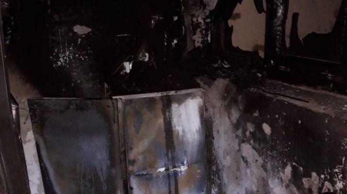 МЧС потушили в Астрахани 12 пожаров