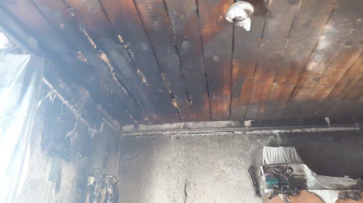При пожаре в Советском районе МЧС спасли 4 астраханцев