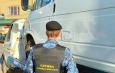 В Астрахани у водителя арестовали маршрутку