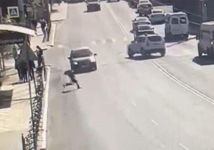 дтп подросток выбежал на дорогу