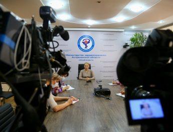 Минздрав Астраханской области: ситуация с заболеваемостью населения под контролем