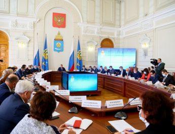 В Астраханской области построят 2 COVID-госпиталя за 2 месяца